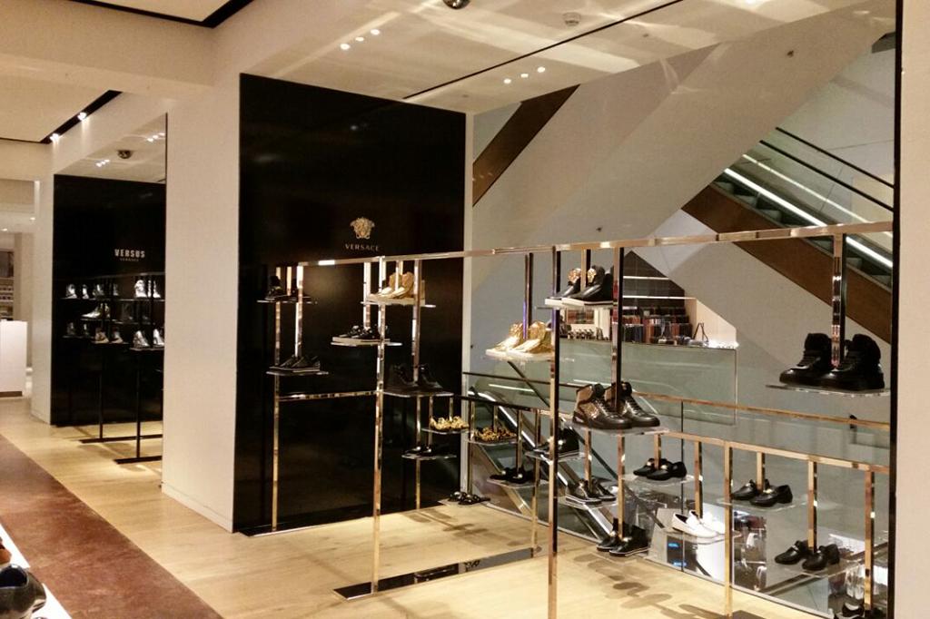 Versace Shoes London