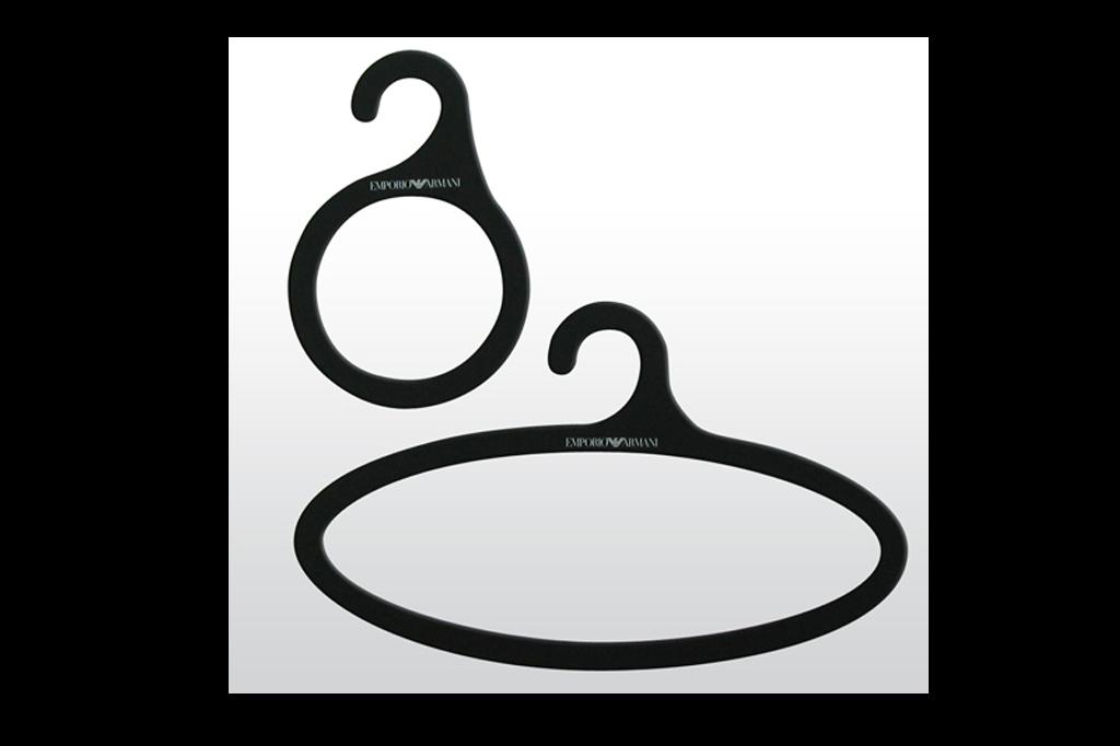 Clip hangers Emporio Armani