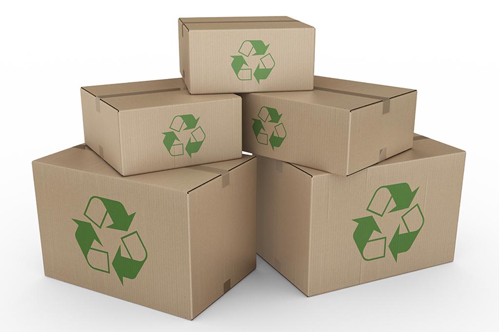 Emballage: Caisses en carton