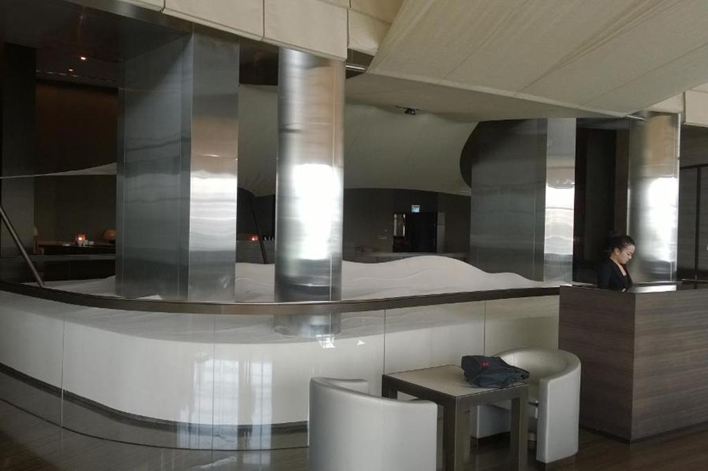 Installazioni: Duna Armani Dubai