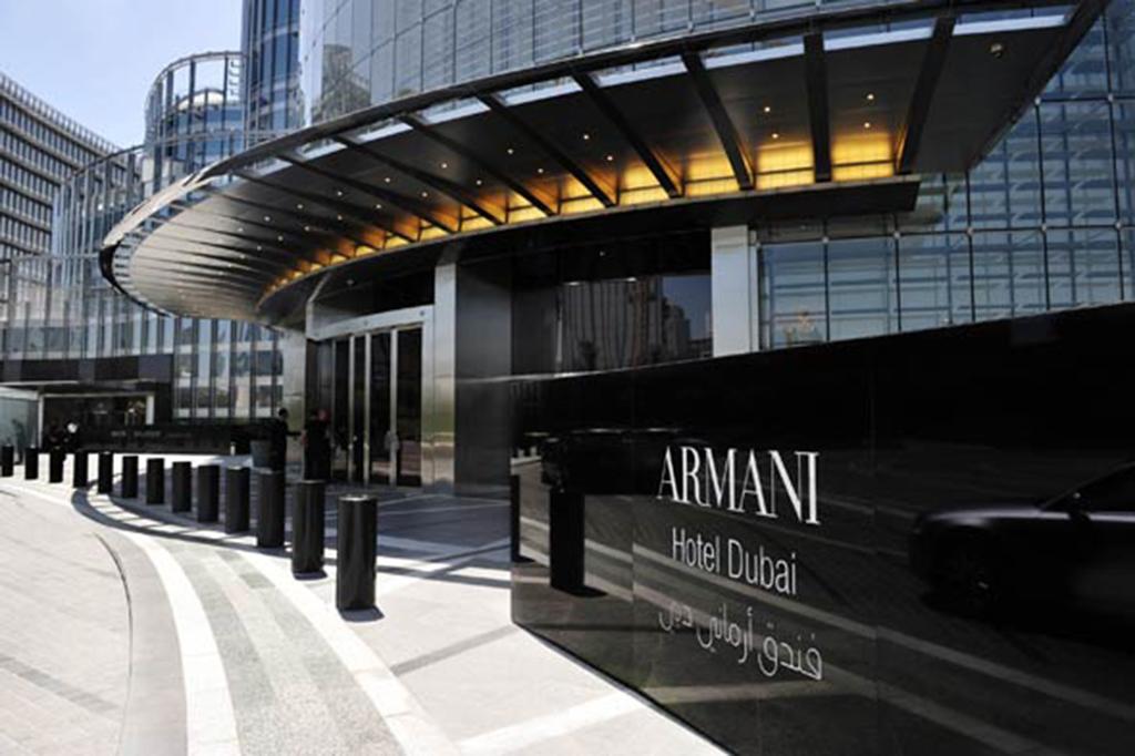 Installazioni: Hotel Armani Dubai
