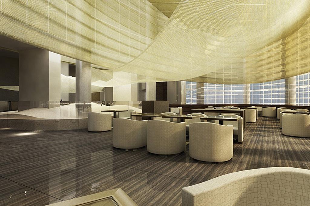 Installazioni: Ingresso Hotel Armani Dubai
