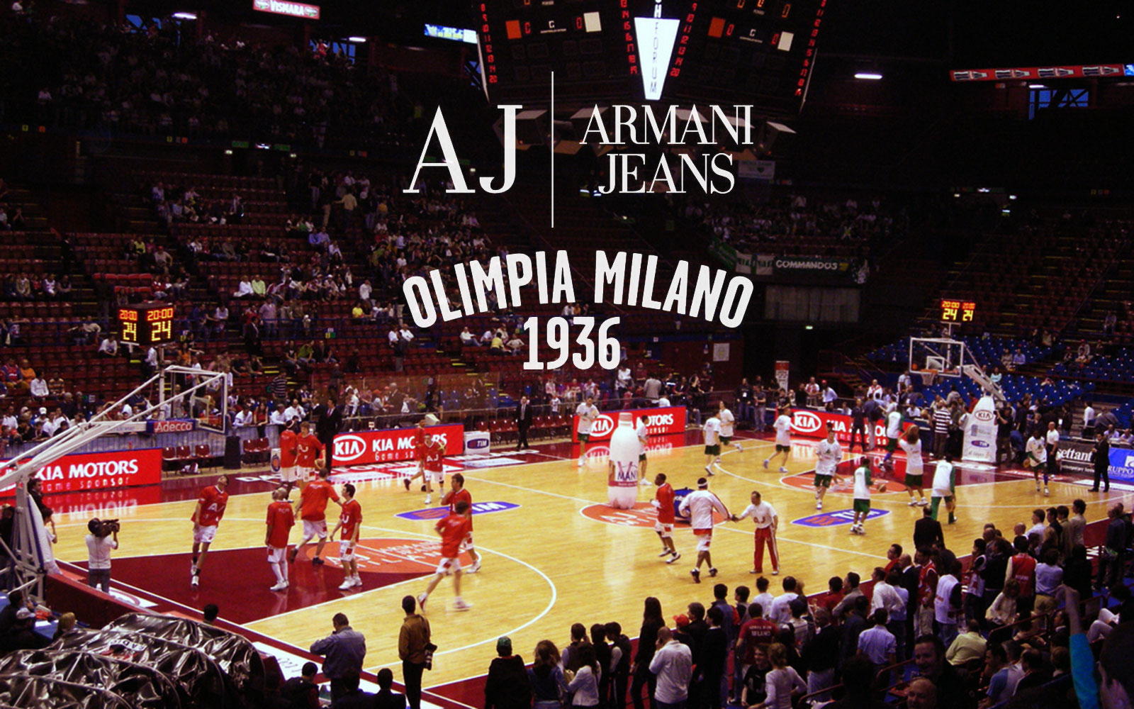 Armani Jeans | Olimpia Milano