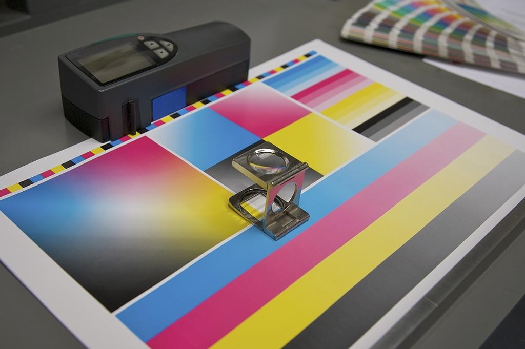 印刷品生产,工具